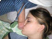 Couples cum shots