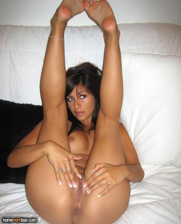 girl pussy Black legs up