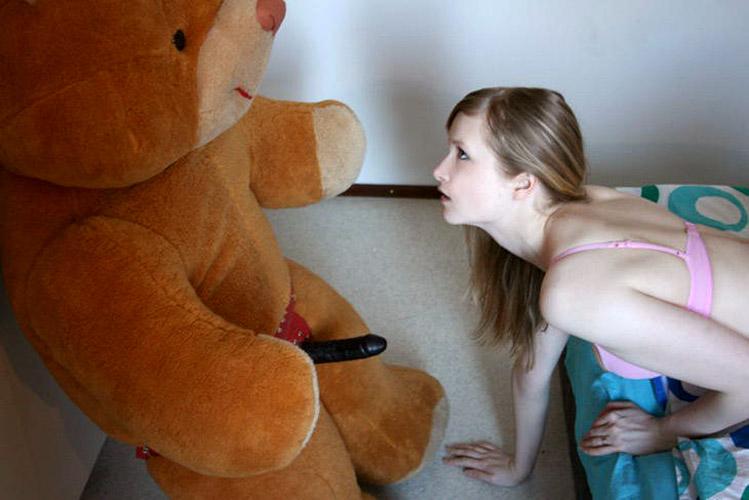 Teddy bear sex photos