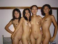 porn group asian girls