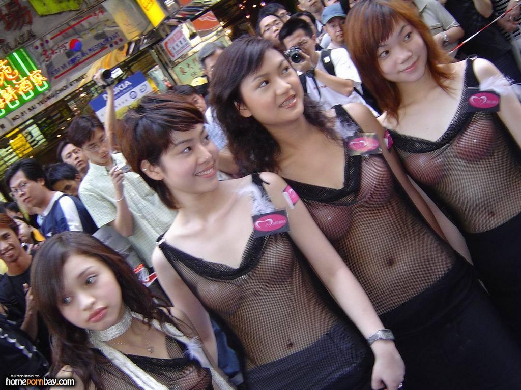 Chinese hong kong girls nude