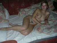 Hot homemade pics of amateur GF