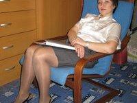 Russian wife tits