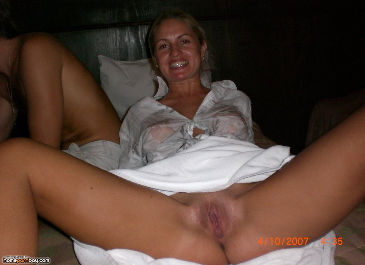 naked Homemade ex wife
