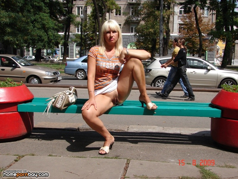 Public nudity russian