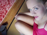 Beautiful amateur blonde babe