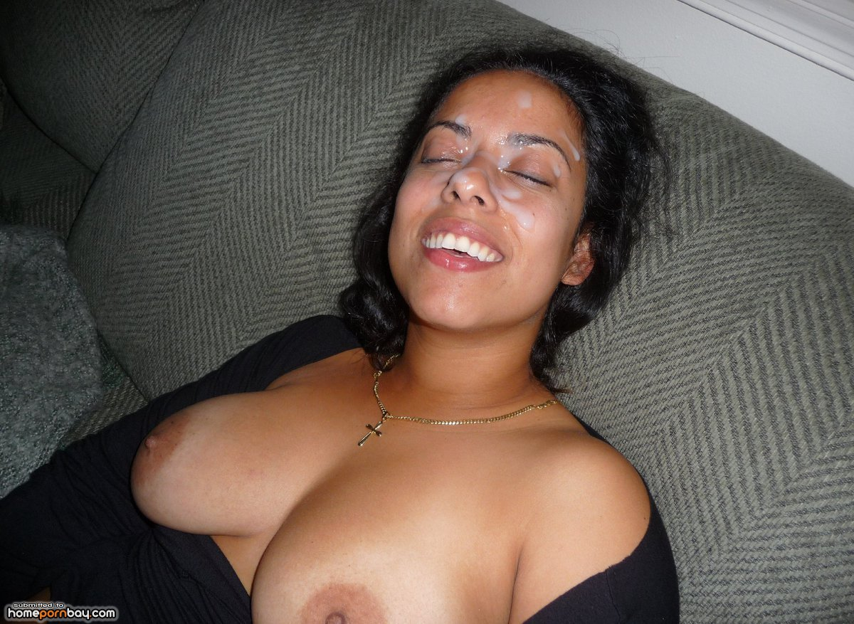 Latina Black Cock Homemade