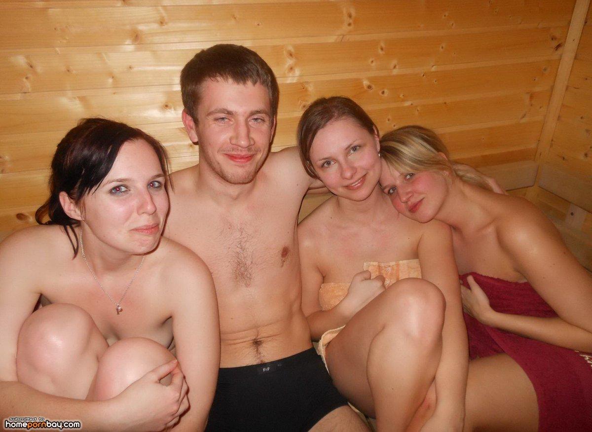 групповые развлечения в русской бане просто невероятная, красивая