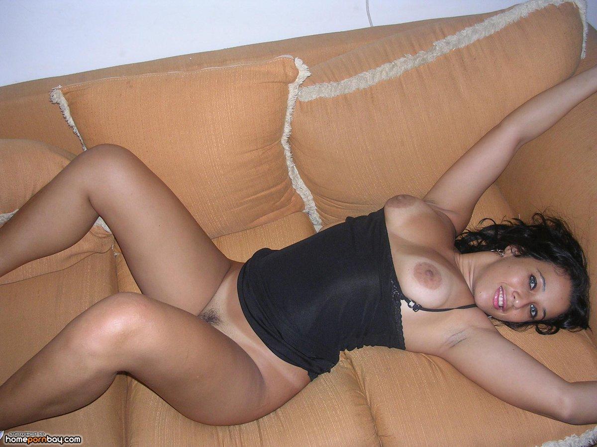 Latina Milf Amateur Creampie