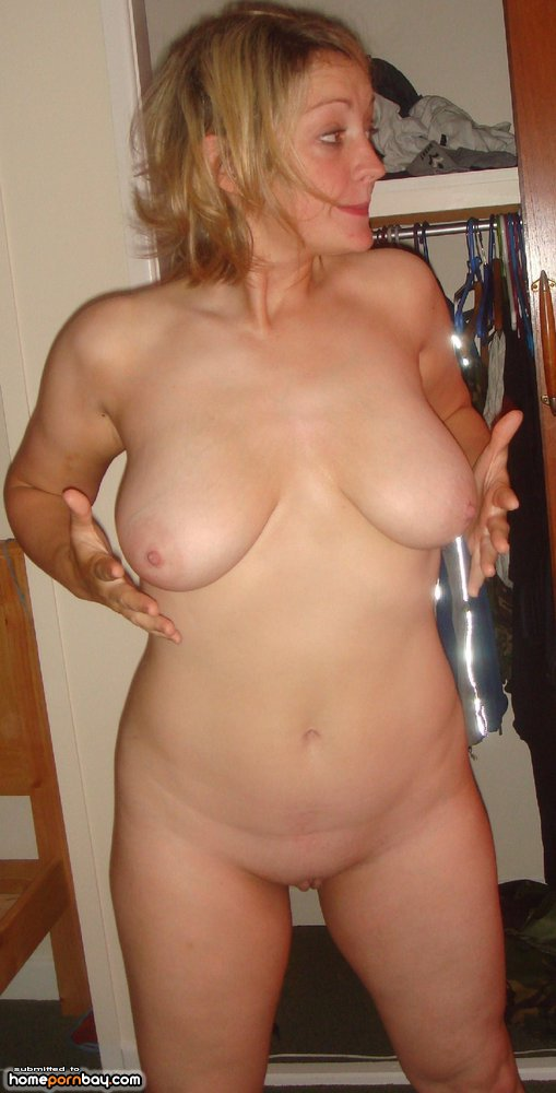 Chubby Amateur Blonde Wife