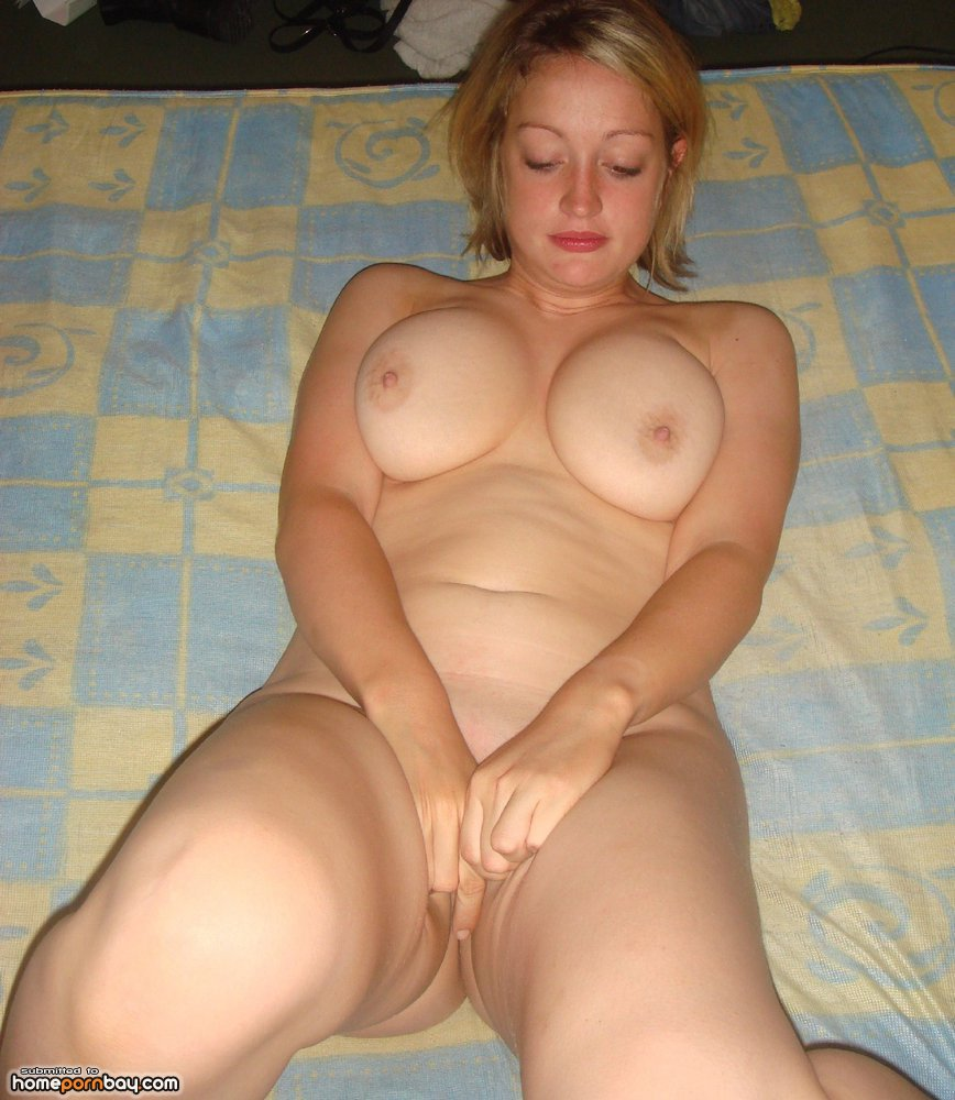 British Amateur Blonde Milf