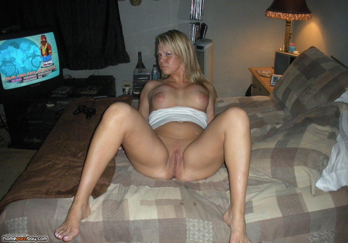 Amateur Blonde Wife Bbc
