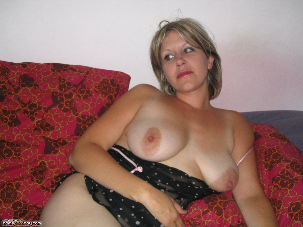 Sharing busty pussy