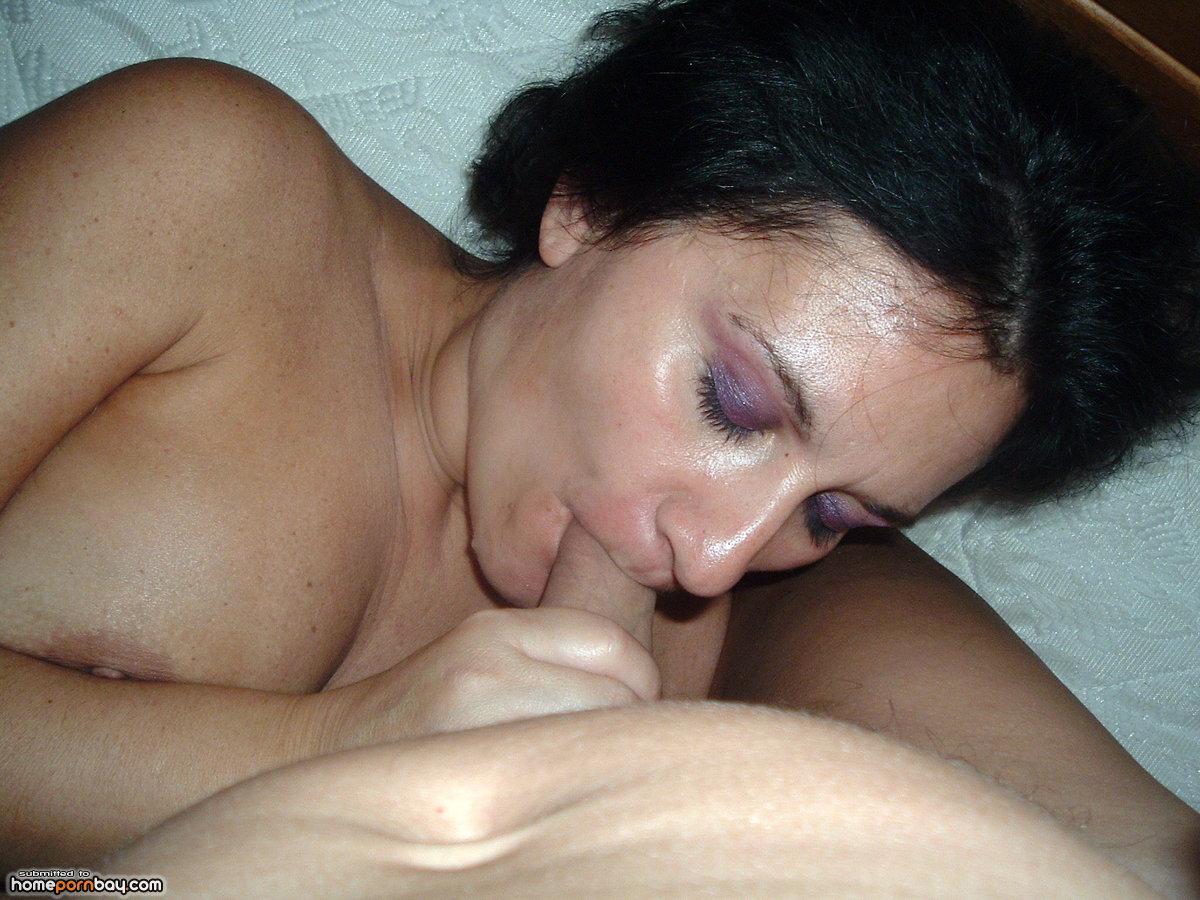Brunette French Porn
