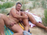 Mature beach sex pics