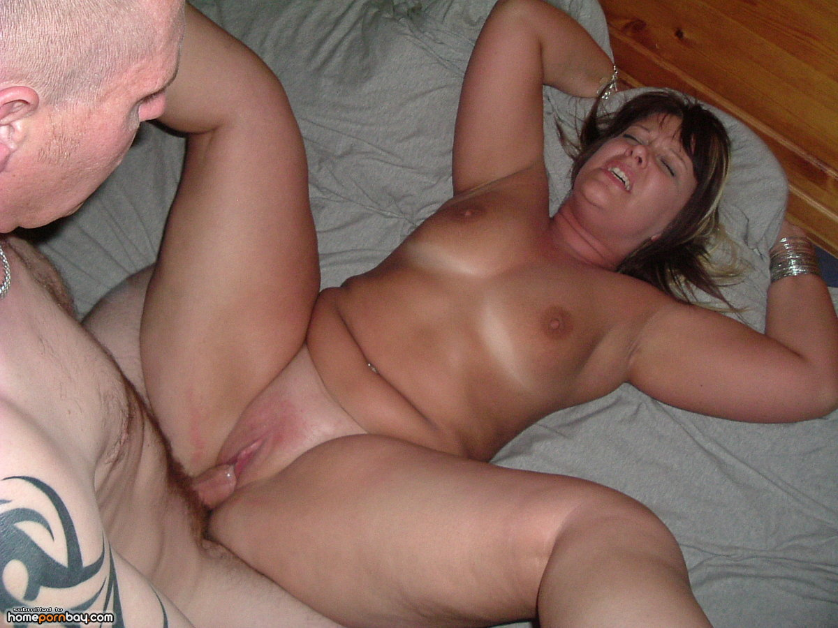 Milf gets fucked at home