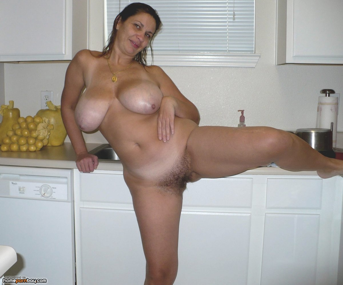 breasts Mature mom