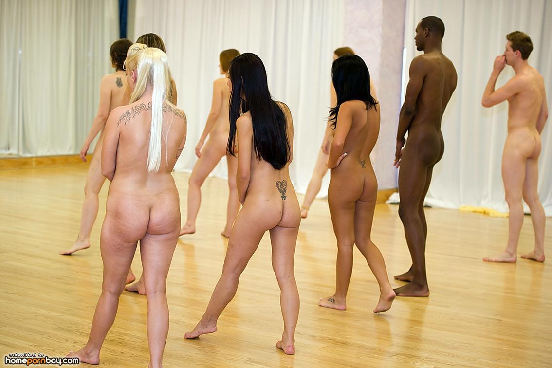 Dancing nude girls, cute blonde pics