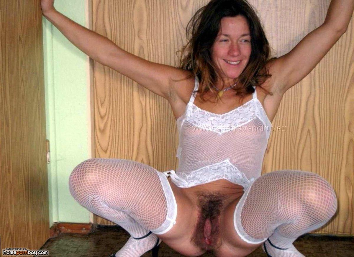 Hairy amateur porno