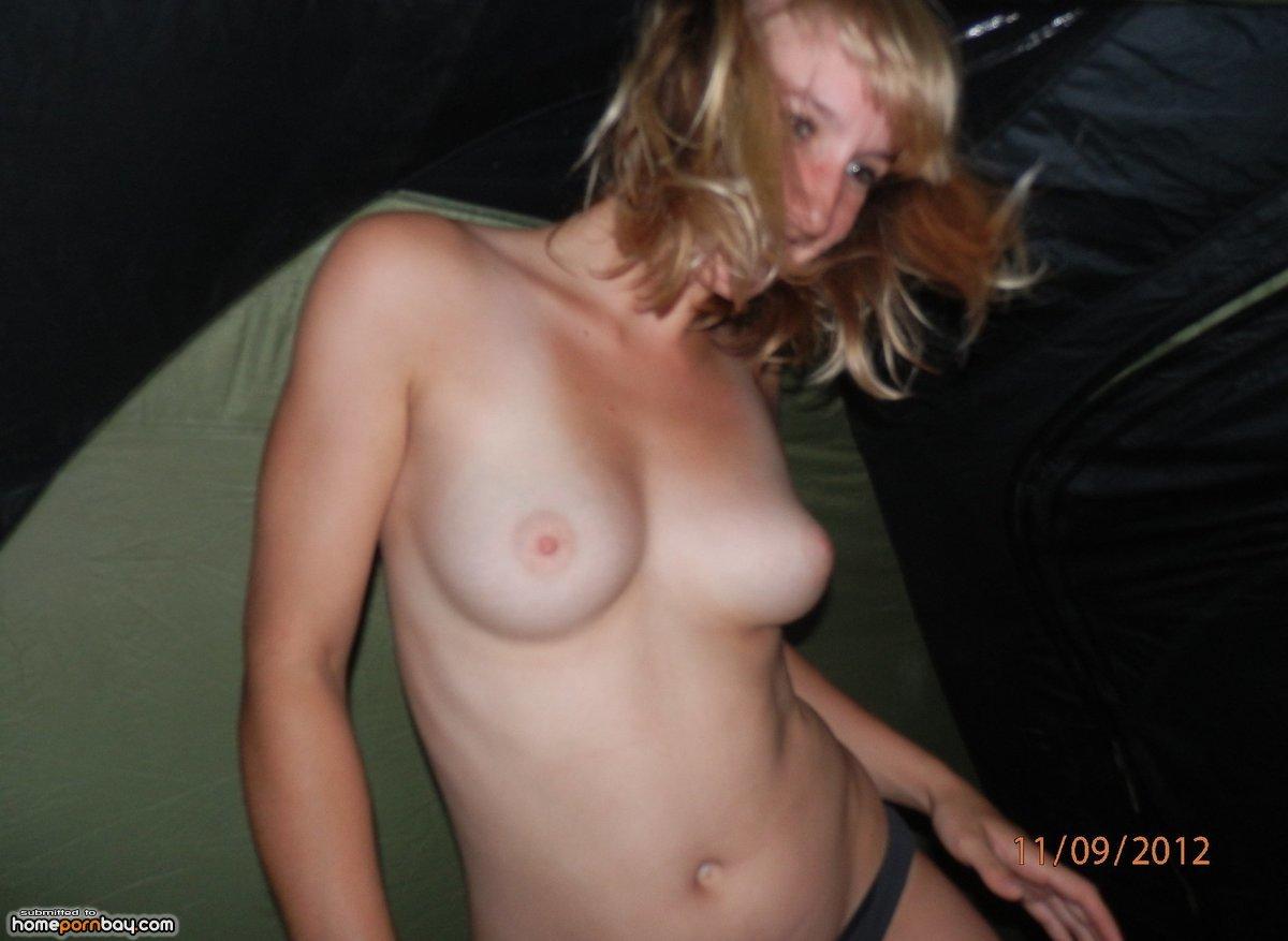Hot Amateur Blonde Teen
