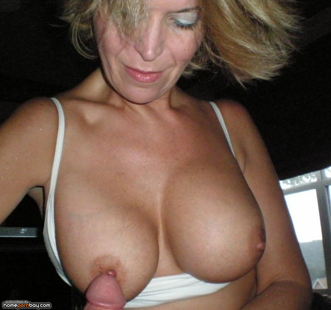 Amateur mature milf with thick nipples