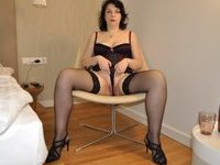 Russian amateur wife