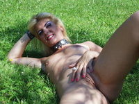 My web whore Coco - Outdoors