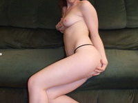US amateur girl Carole