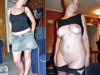 Mature amateur wife
