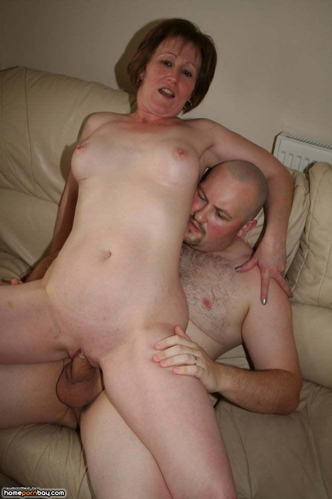Classic mature couple sex wear tweed
