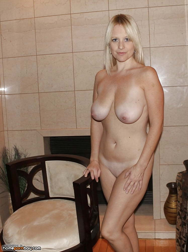 Saggy Tits Blonde