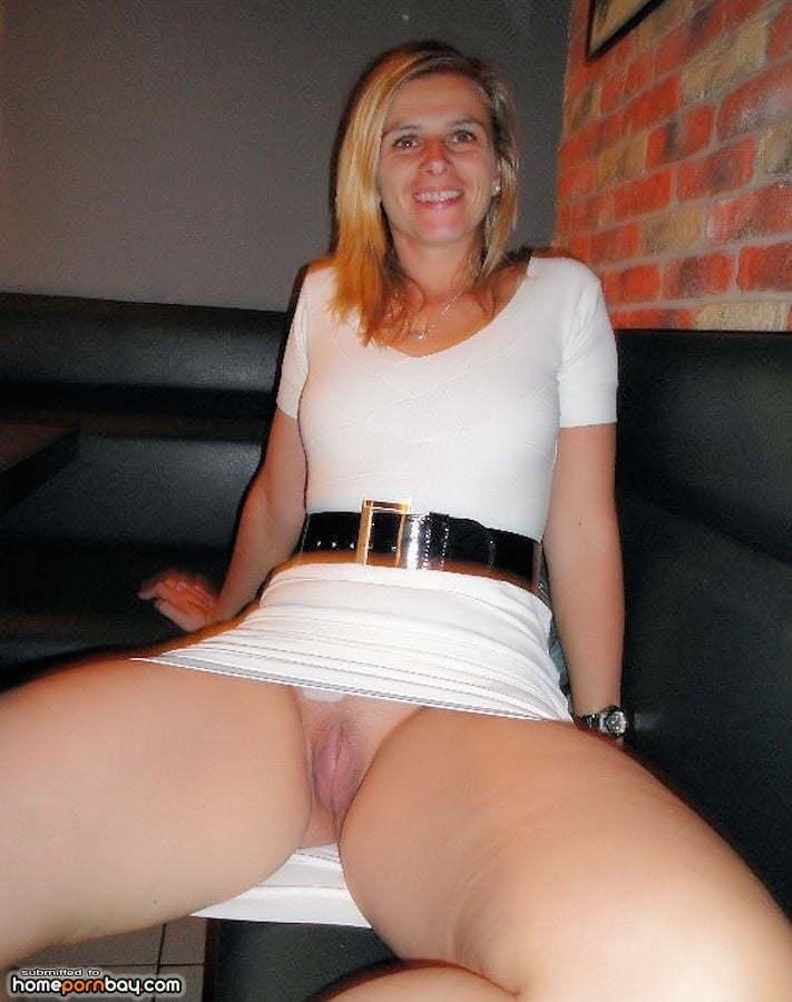 Big white ass blonde