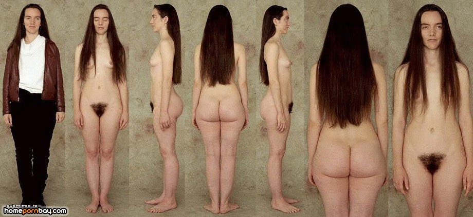 Naked all body types