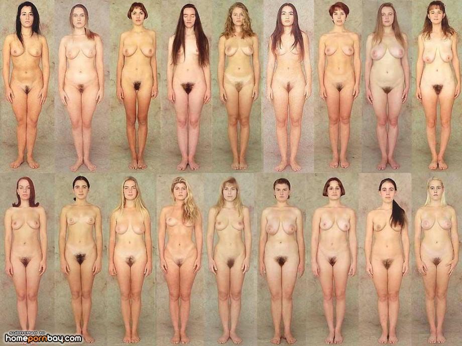 Pear Shape Curvy Body Nude