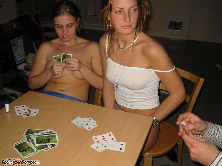 Nude girl loses strip poker, dominika c black box pussy