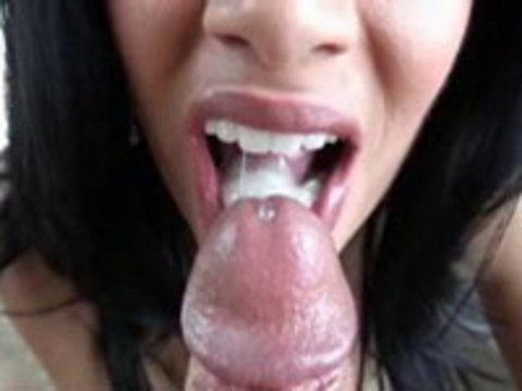 my cum swallow