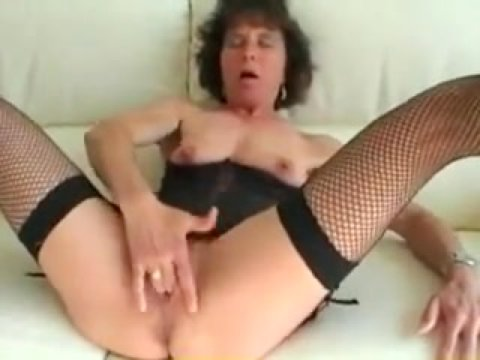 In video: lingerie watch granny