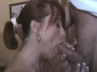 Hot mouth on a Hot cock