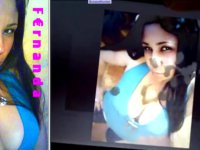 Cumtribute for Mistress Fernanda - Nr.3