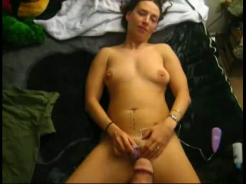Dildo panties video