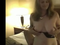 So pretty blonde milf swinger wife make sex fun with a black swinger friend,damn